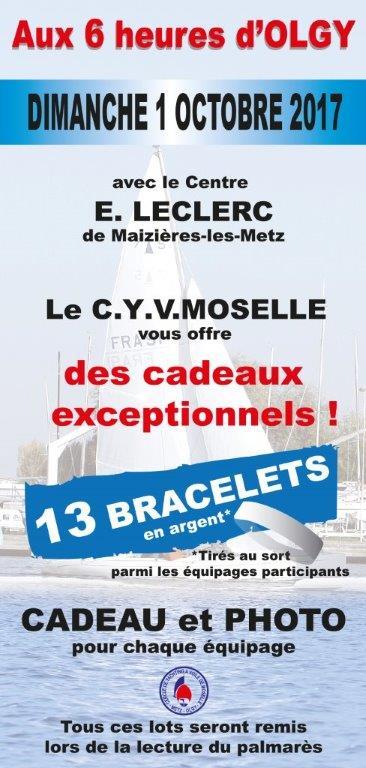 Flyer Bracelet 2017